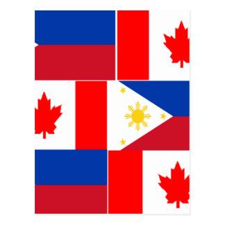 Filipino-Canadian.png Postcard