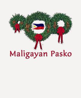 Filipino Christmas 2 Tees