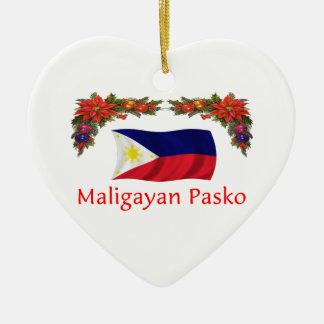 Filipino Christmas Christmas Ornament