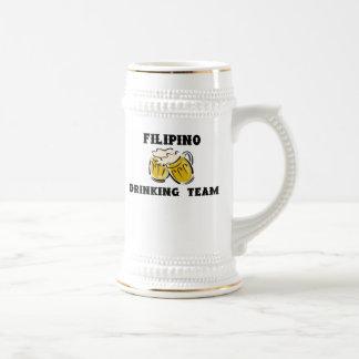 Filipino Drinking Team Stein