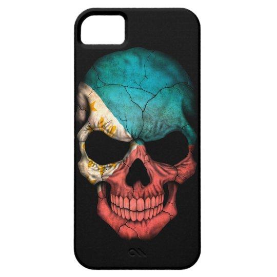 Filipino Flag Skull on Black iPhone 5 Cases