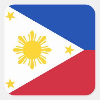 Filipino Flag Stickers