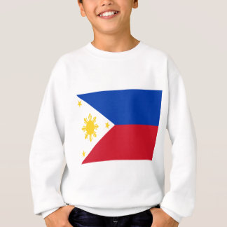 Filipino flag sweatshirt