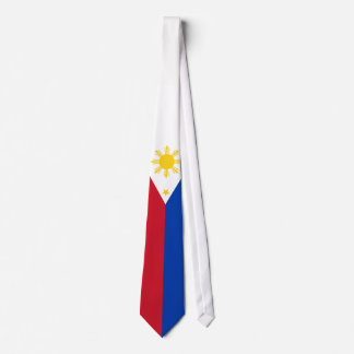 Filipino Flag Tie