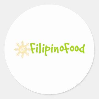 Filipino Food Stickers