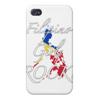 Filipino Girls Rock! Cases For iPhone 4