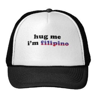 Filipino Hug Mesh Hats