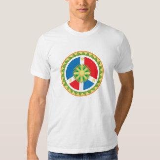 Filipino Peace Sign Mandala T-shirt