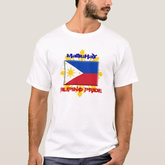 Filipino Pride T-Shirt