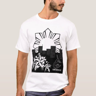 Filipino Sun and Stars City T-Shirt