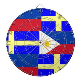 FILIPINO-SWEDISH DARTBOARDS