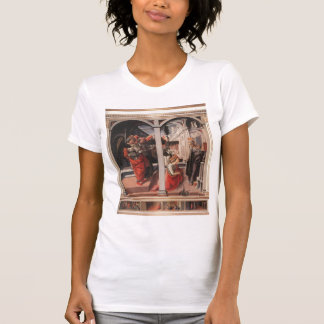 Filippo Lippi- Annunciation Tee Shirts