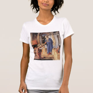 Filippo Lippi-Annunciation with Kneeling Donors Shirts