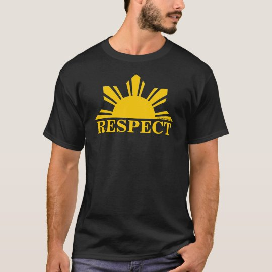 filirootswear respect T-Shirt