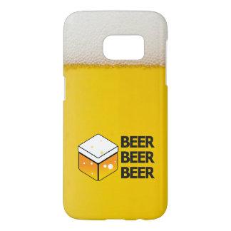 """""""Fill 'er up"""" Beer Beer Beer JP Logo Case"""
