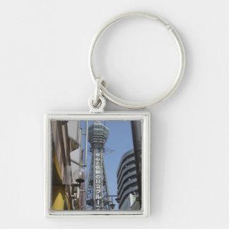 Fill Keychain Template SHINSEKAI in Osaka 02