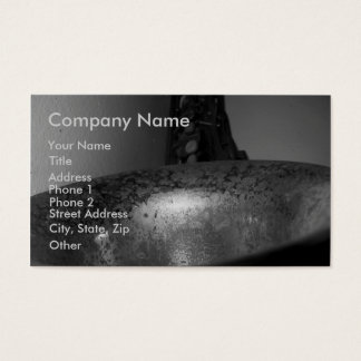 Fill Me with Song Business Card