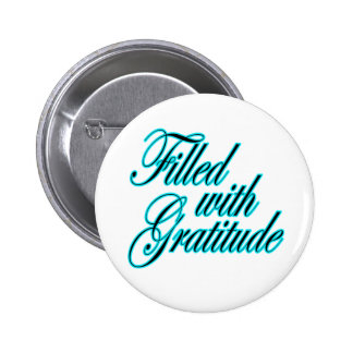 Filled with Gratitude button