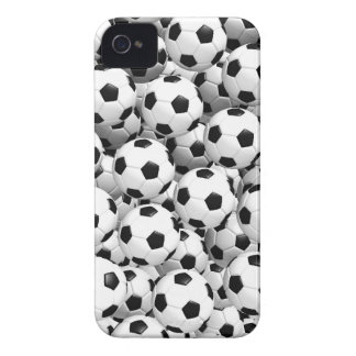 Filled With Soccer Balls iPhone 4 Case