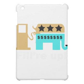 Filler Up Gas Elephant iPad Mini Covers