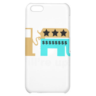 Filler Up Gas Elephant Case For iPhone 5C