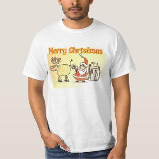 Filling up at Christmas T-Shirt