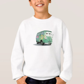 Fillmore the Van Disney Sweatshirt