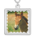 Filly Horse Necklace