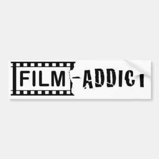 FILM-ADDICT-Bumper Sticker Bumper Sticker