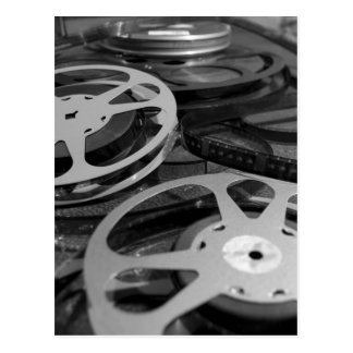 Film and Movie Reel Postcard