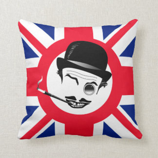Film Cad's Royal Union Jack Throw Cushions