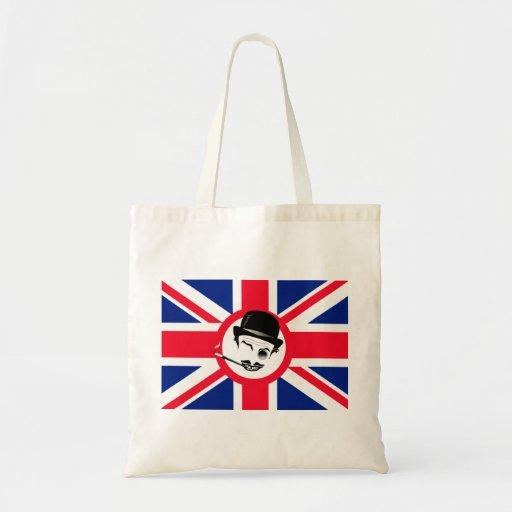 Film Cad's Union Jack Tote Bag
