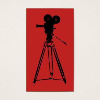 Film Camera Man Red