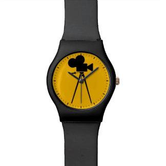 Film Camera Wristwatches