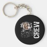 Film Crew Alchemy Basic Round Button Key Ring