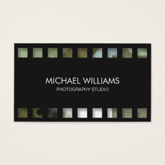 Film director business card