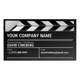 Film Director Executive Producer Business Card