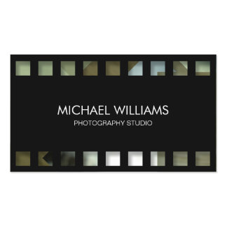 Film director pack of standard business cards