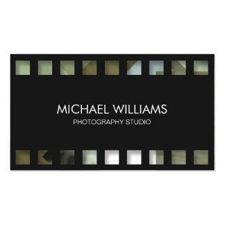 Film director pack of standard business cards
