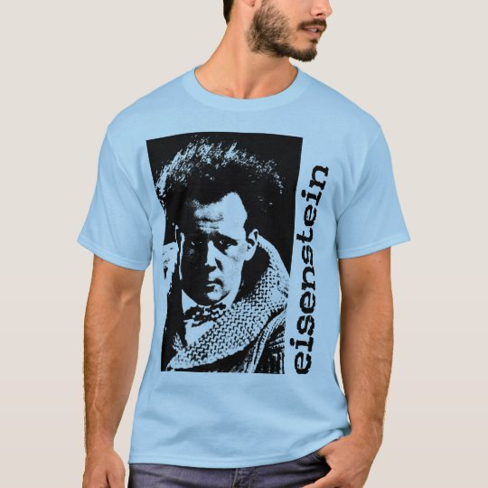 Film Director Sergei Eisenstein T-Shirt