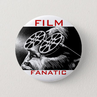 Film Fanatic Button