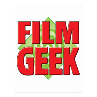Film Geek v2 Postcard