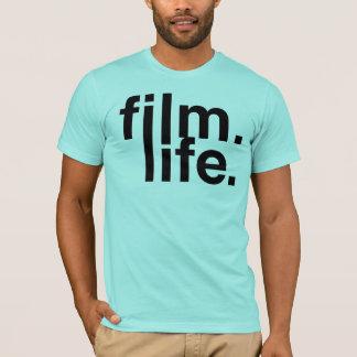 film.life. Logo Large T-Shirt