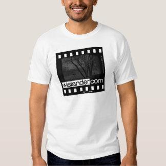 Film Logo #1 - Front T Shirt
