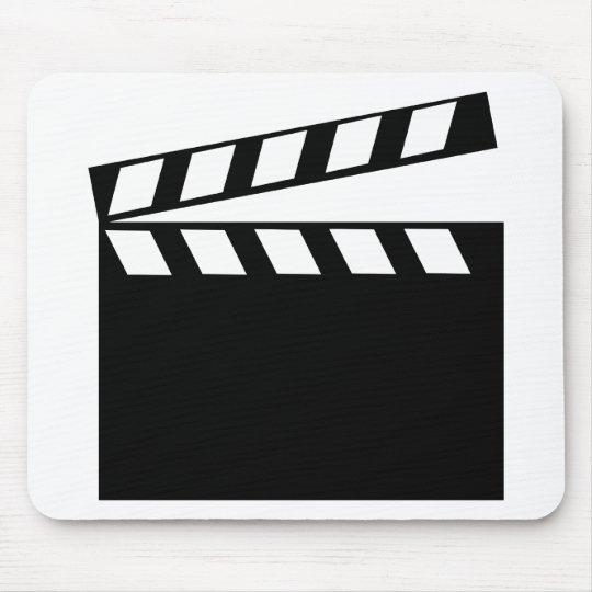 Film Movie Clapper Mouse Mat