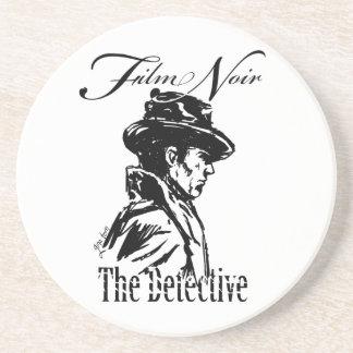 Film Noir Detective Coaster