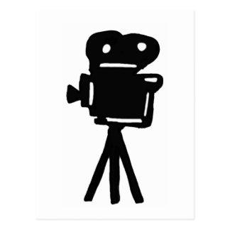 Film Projector Postcards