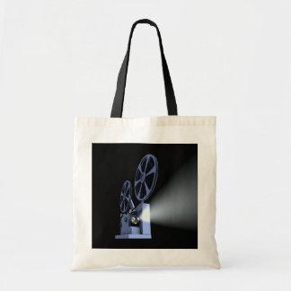 Film Projector Tote Bag