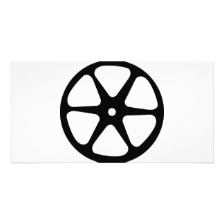 film reel icon picture card