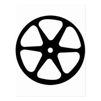 film reel icon post cards